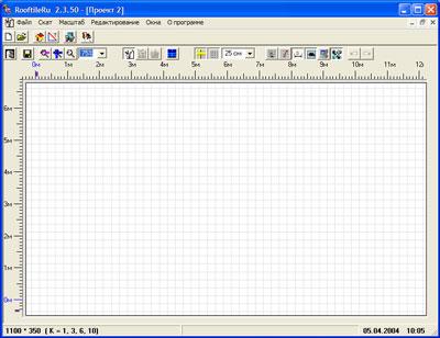 Скриншот программы RooftileRu