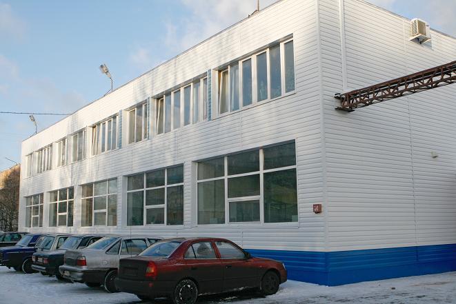 Система вентилируемых фасадов Сайдинг 4х5